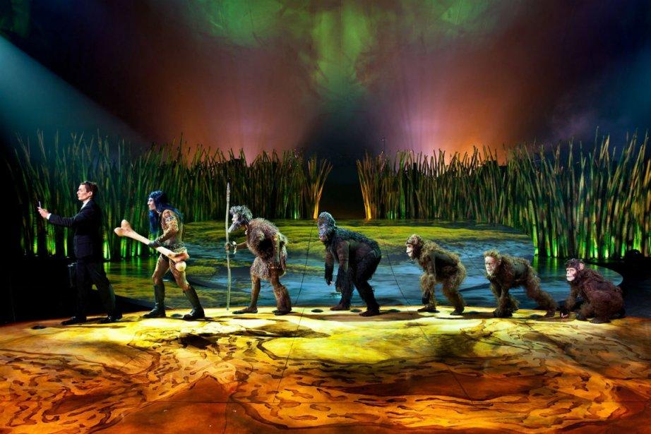 Le spectacle Totem prendra l'affiche au Citi Field,... (Photo fournie par le Cirque du Soleil)