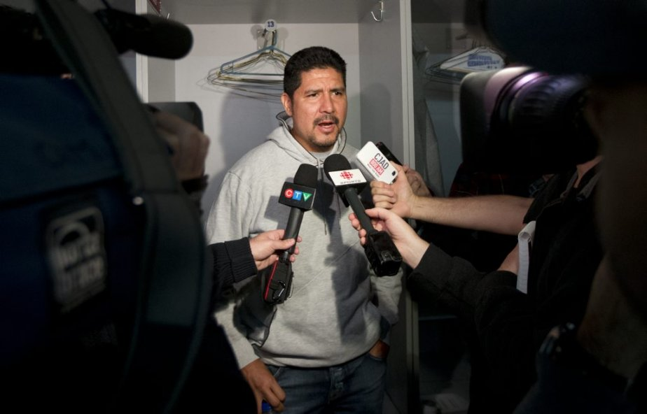 Anthony Calvillo | 19 novembre 2012