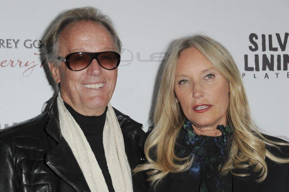 Peter Fonda et Margaret Devogelaere | 20 novembre 2012