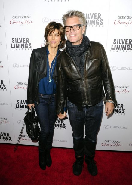 Harry Hamlin et Lisa Rinna | 20 novembre 2012