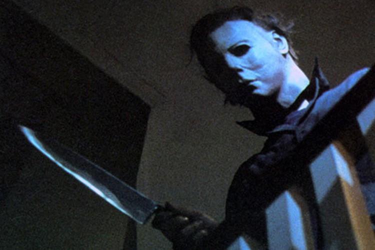Le personnage de Michael Myers dans une scène...