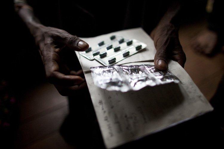 Les décès liés au sida ont diminué de... (Photo: AP)
