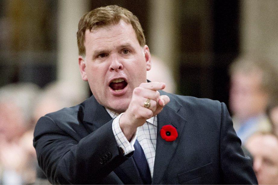 Le ministre canadien des Affaires étrangères, John Baird.... (PHOTO ARCHIVES PC)