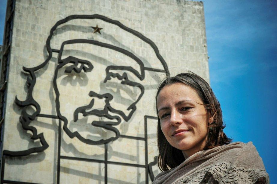 «J'appartiens aux FARC parce que c'est la forme... (PHOTO ADALBERTO ROQUE,  AFP)