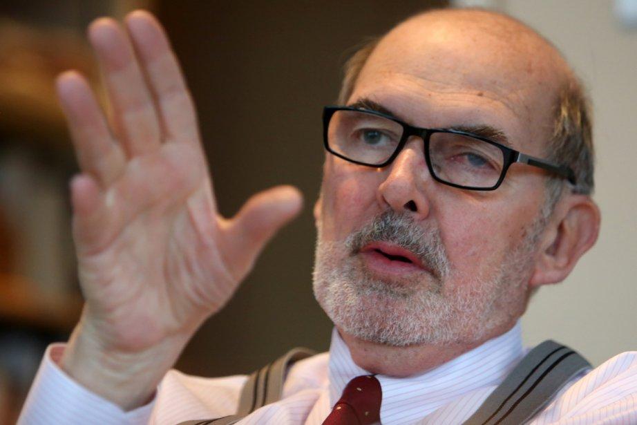 Peter Herrndorf, président et chef de la direction... (Photo: La Presse Canadienne)