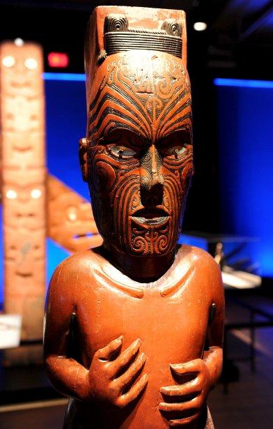 Le Musée de la civilisation à Québec présente, du 21 novembre 2012 au 8 septembre 2013, l'exposition «E TU AKE - Maori debout», consacrée à la culture maorie. | 21 novembre 2012