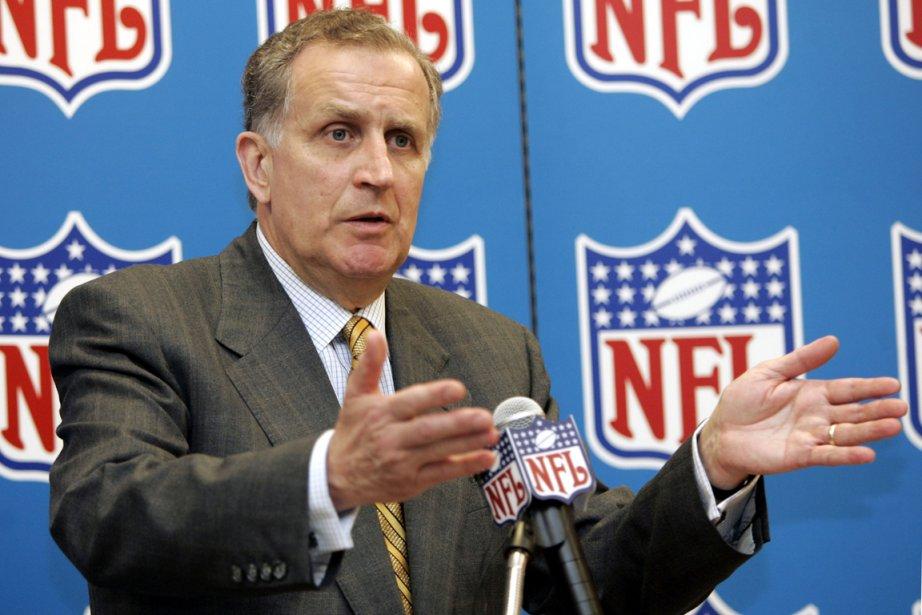L'ancien commissaire de la NFL, Paul Tagliabue.... (Photo: AP)