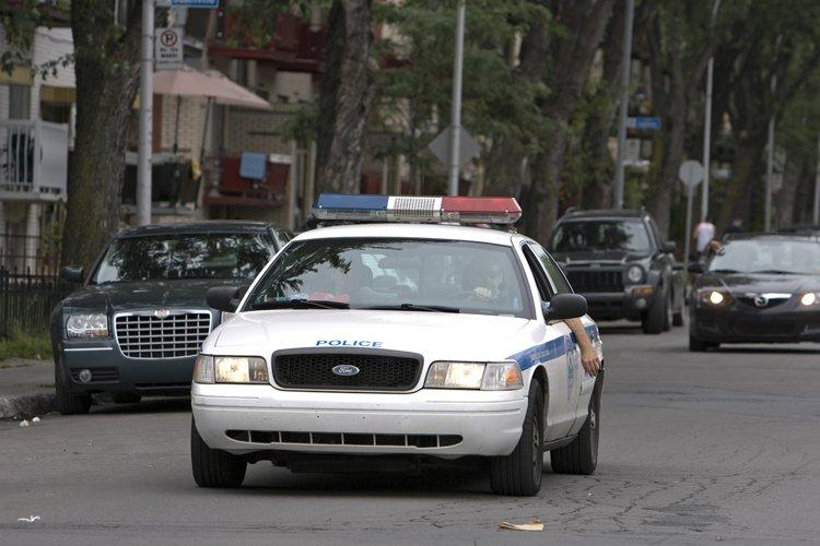 L'audience en déontologie de cinq policiers du SPVM... (Archives La Presse)