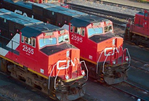 Les clients des transporteurs ferroviaires estiment que le coût du transport de...