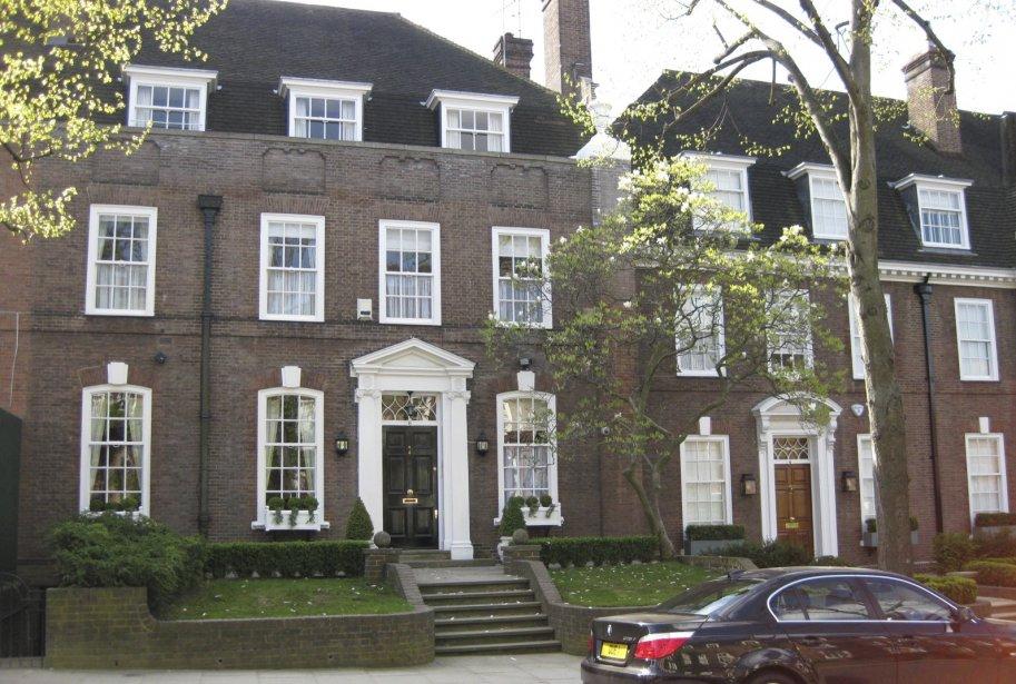 La maison du d l gu g n ral du qu bec londres sera vendue simon boivin - Maison victorienne londres ...