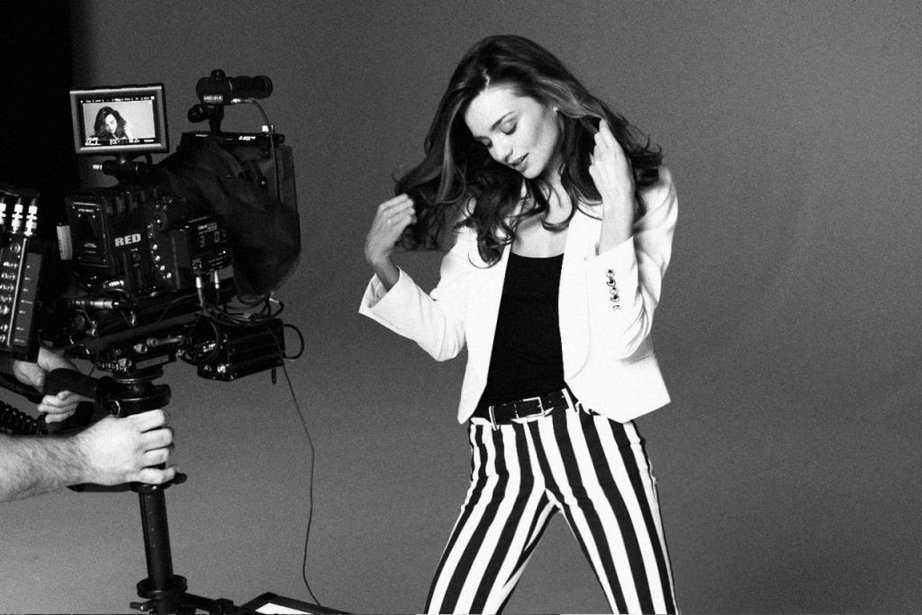 Miranda Kerr... (PHOTO FOURNIE PAR MANGO)