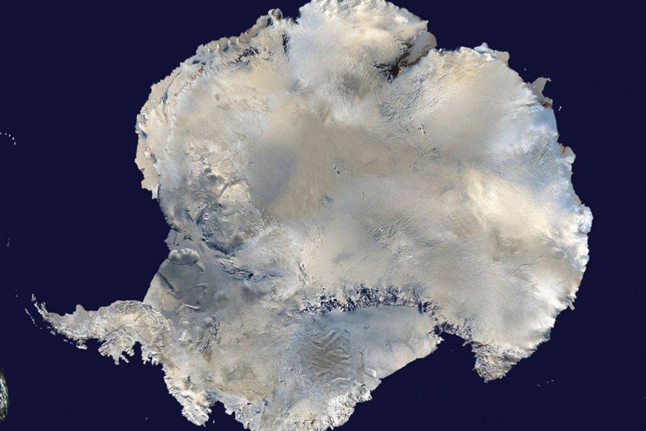 L'Antarctique... (Photo archives Reuters)
