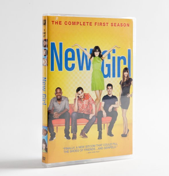 The New Girl (20th Century Fox) | 22 novembre 2012