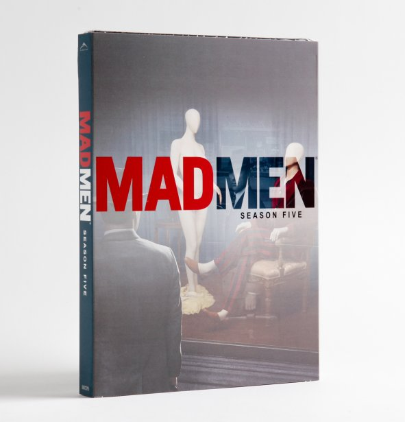 Mad Men 5 (Alliance) | 22 novembre 2012