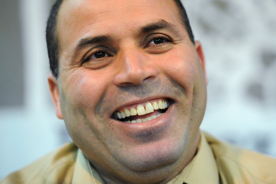 Mohammed Harkat... (Photo La Presse Canadienne)