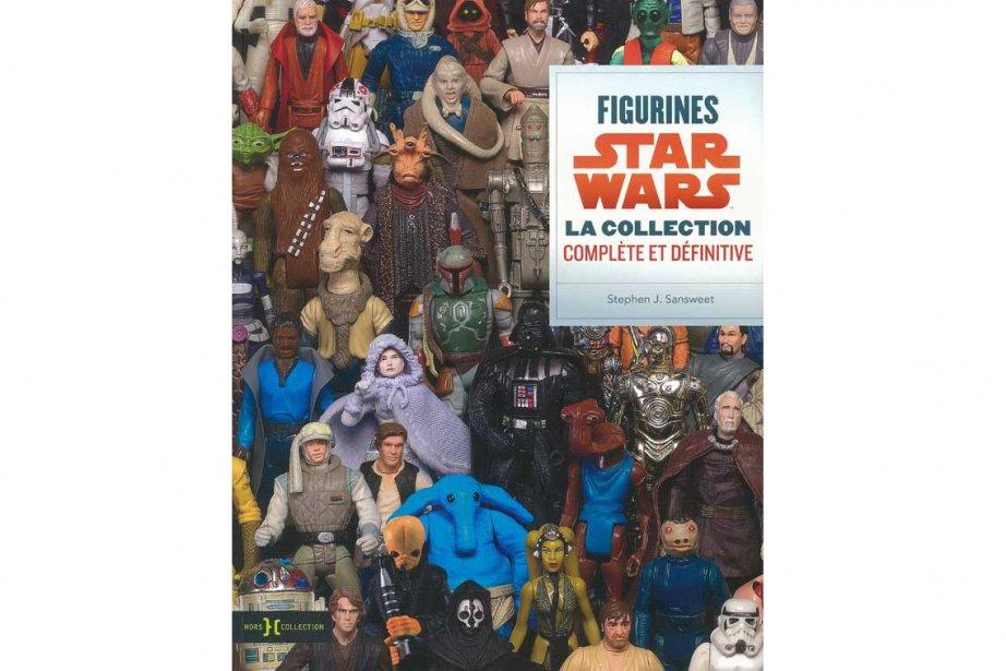 La planète Figurines de la galaxie Star Wars s'illustre dans un beau...