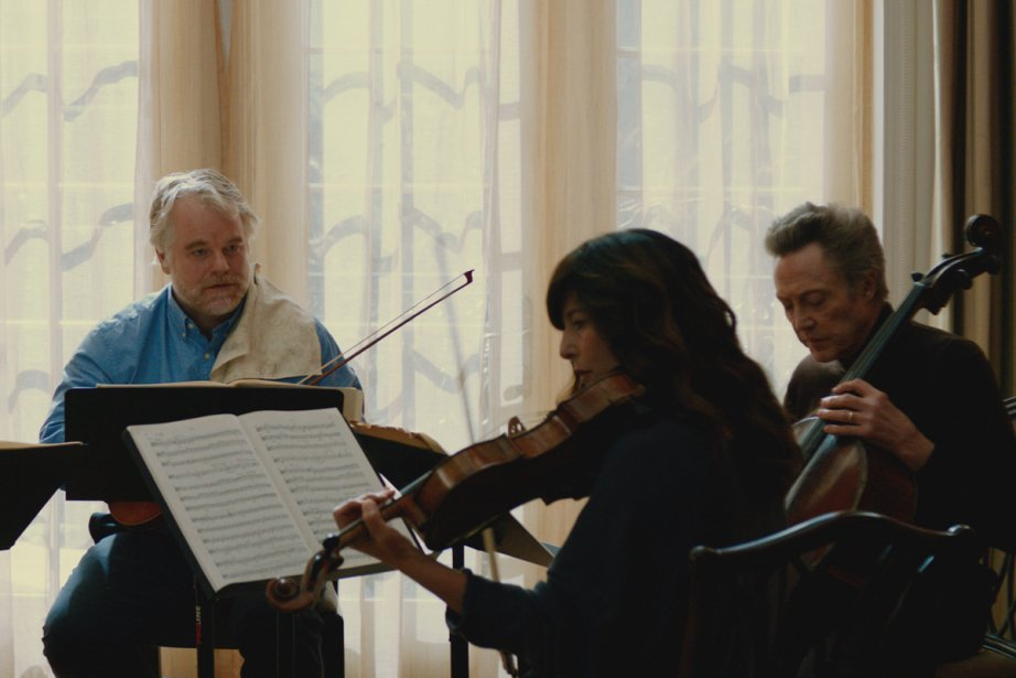 A Late Quartet - Sortie le 30 novembre (Photo: Métropole Films)