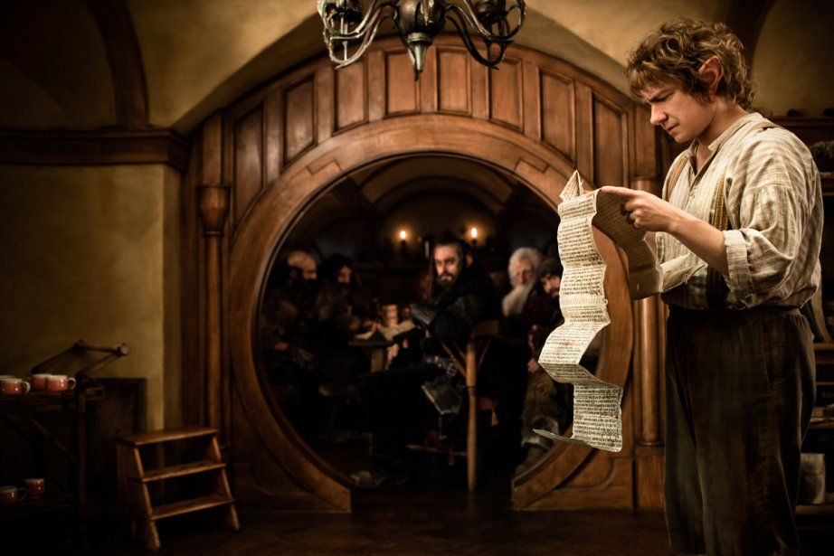 The Hobbit - An Unexpected Journey (Le Hobbit - Un voyage inattendu) - Sortie le 14 décembre (Photo: Warner Bros.)