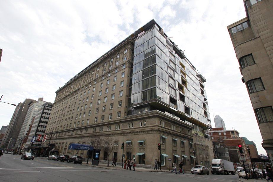 Les résidences du Ritz-Carlton Montréal prendront place dans une partie... | 2012-11-22 00:00:00.000