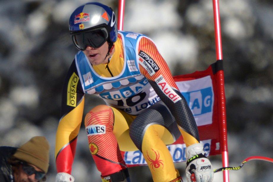 Erik Guay... (Photo: PC)
