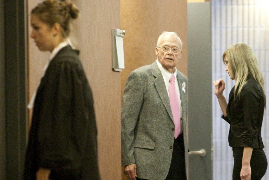 William Parsons a été condamné à trois ans... (PHOTO IVANOH DEMERS, LA PRESSE)