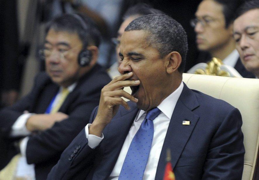 Dure semaine pour Barack Obama... | 23 novembre 2012