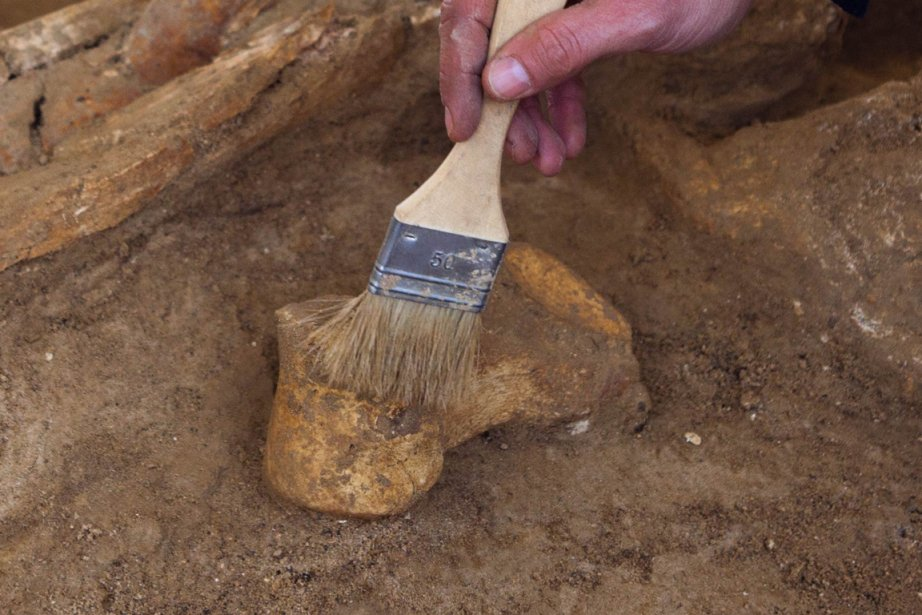 Des archéologues italiens ont découvert des tombes... (Photo archives Reuters)