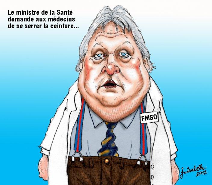 Caricature du 23 novembre | 23 novembre 2012