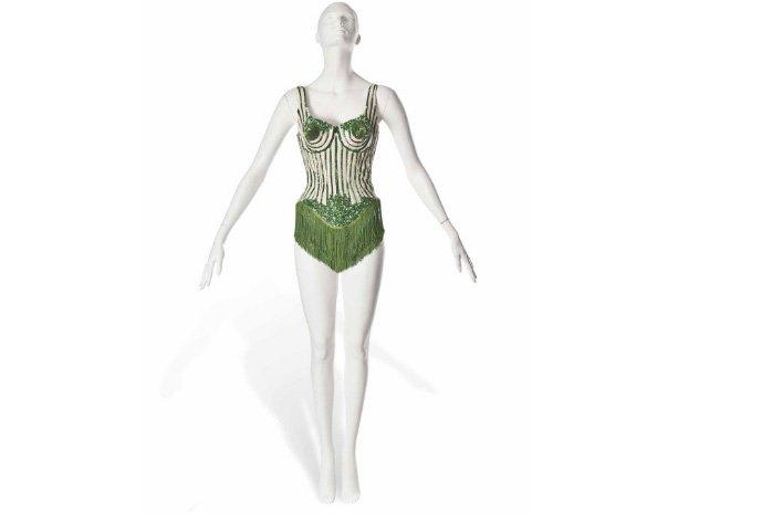 Le corset de Madonna... (Photo: Christie's)