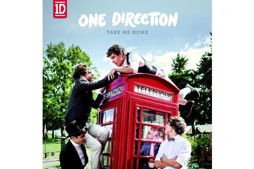 One Direction fait son entrée en première place...