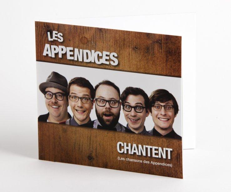 Les Appendices chantent (Les chansons des Appendices) | 23 novembre 2012