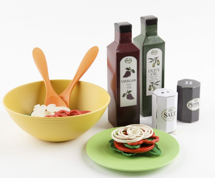 Service à salade, par Greentoys. 24,99$www.greentoys.com | 23 novembre 2012