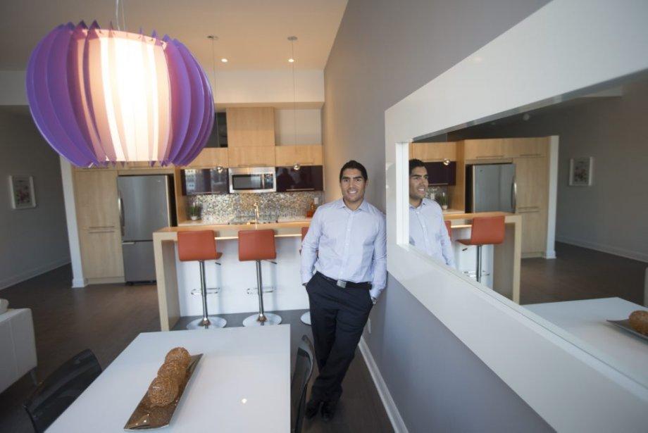 Francis Bouillon prend son rôle de promoteur d'Usine 51 au sérieux. | 27 novembre 2012