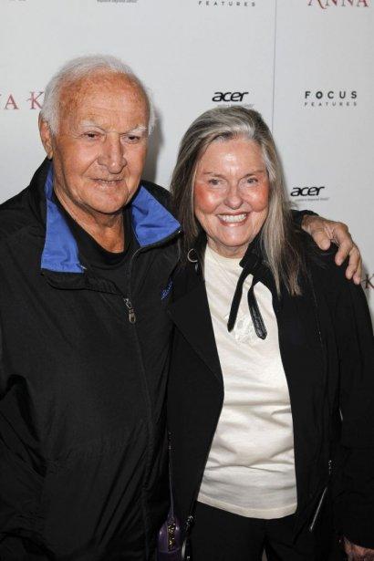 Robert Loggia et sa femme Audrey | 27 novembre 2012