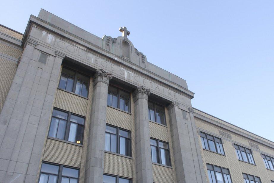 Le Collège de Saint-Césaire.... (photo archives)