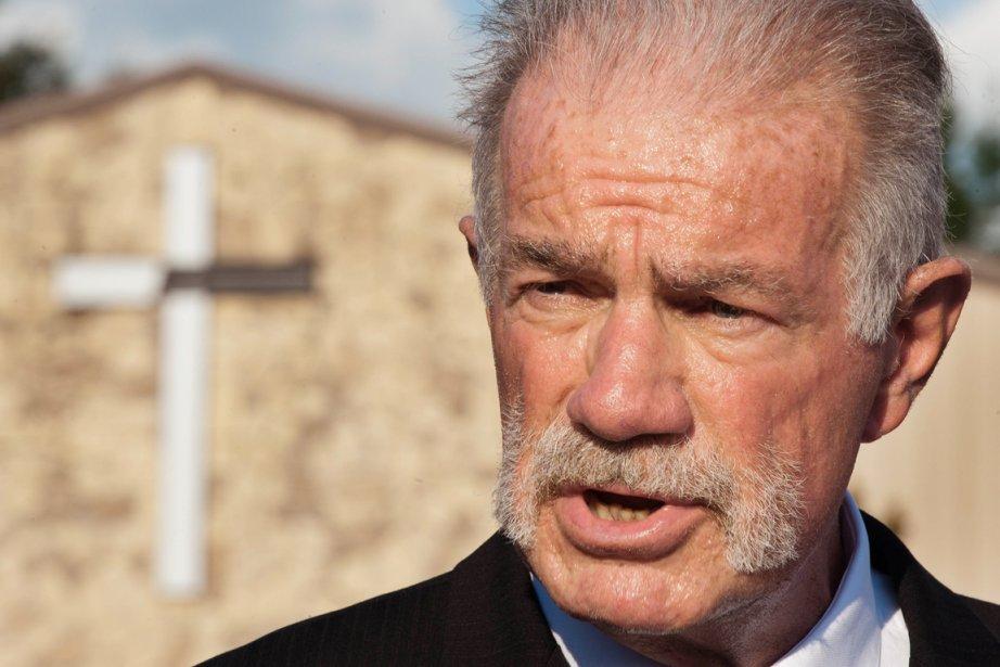 Le controversé pasteur américain Terry Jones.... (PHOTO PAUL J. RICHARDS, ARCHIVES AFP)