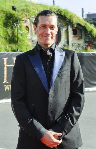 Royd Allan Reuel Tolkien, arrière-petit-fils de J.R.R. Tolkien. | 28 novembre 2012