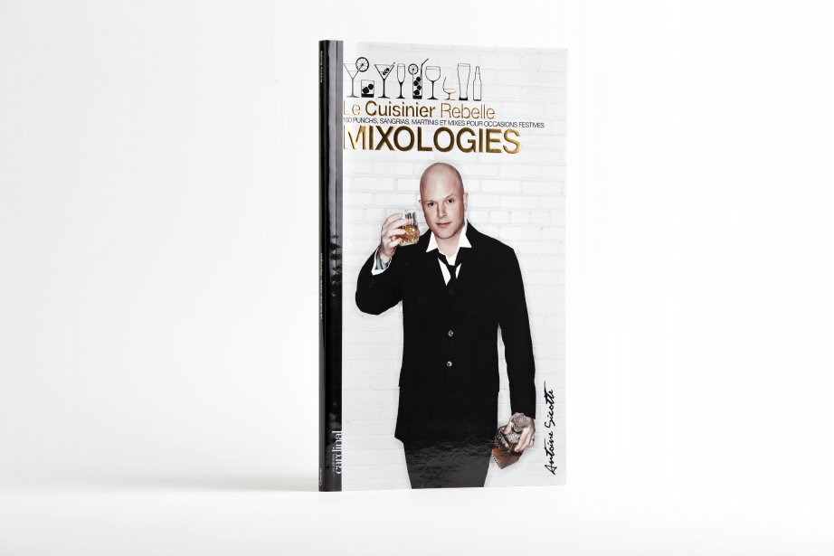 Mixologies, Antoine Sicotte, éd. Cardinal, 19,95$ ()