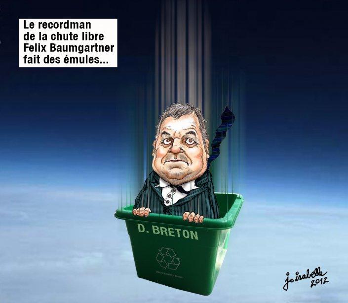 Caricature du 30 novembre... | 2012-11-30 00:00:00.000