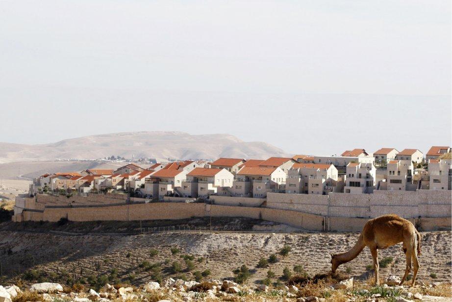 Israël a annoncé vendredi son intention de construire... (PHOTO BAZ RATNER, REUTERS)