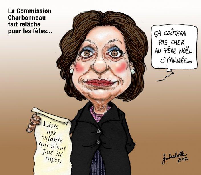 Caricature du 1er décembre | 3 décembre 2012