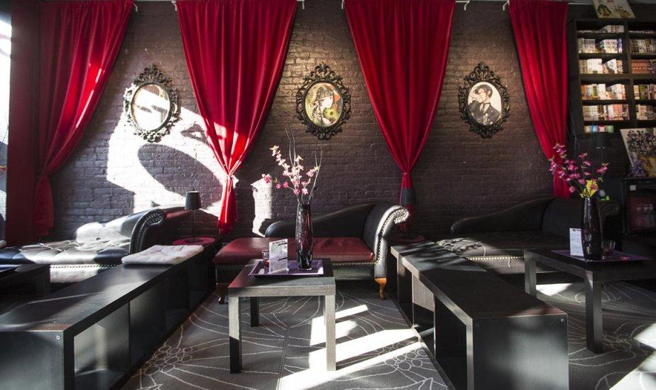 O-Taku Manga Lounge au 3623, rue Saint-Denis | 3 décembre 2012