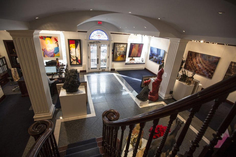 Galerie de Bellefeuille 1367, avenue Greene | 3 décembre 2012