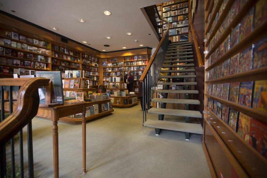 Librairie Hoare, 1366, avenue Greene | 3 décembre 2012