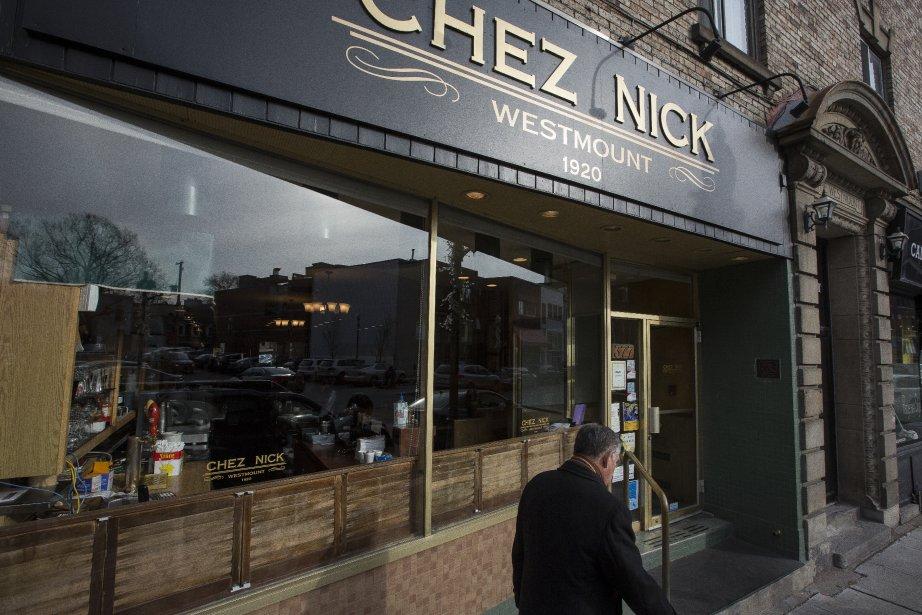 Chez Nick, 1377, avenue Greene | 3 décembre 2012
