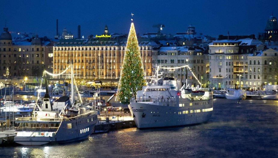 Stockholm a été l'hôte des Jeux olympiques d'été... (Claudio Bresciani, Reuters)