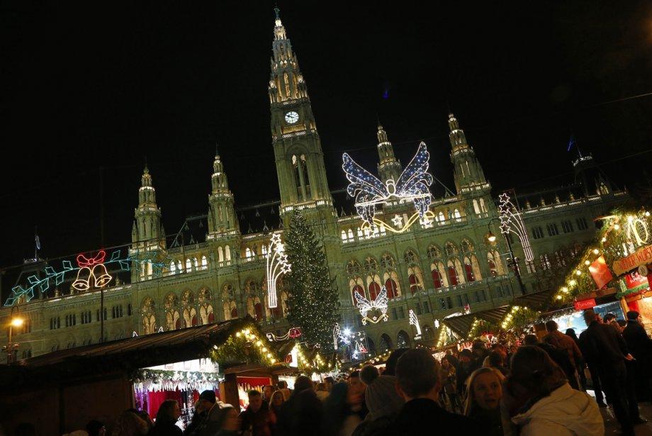 Vienne, Autriche | 4 décembre 2012