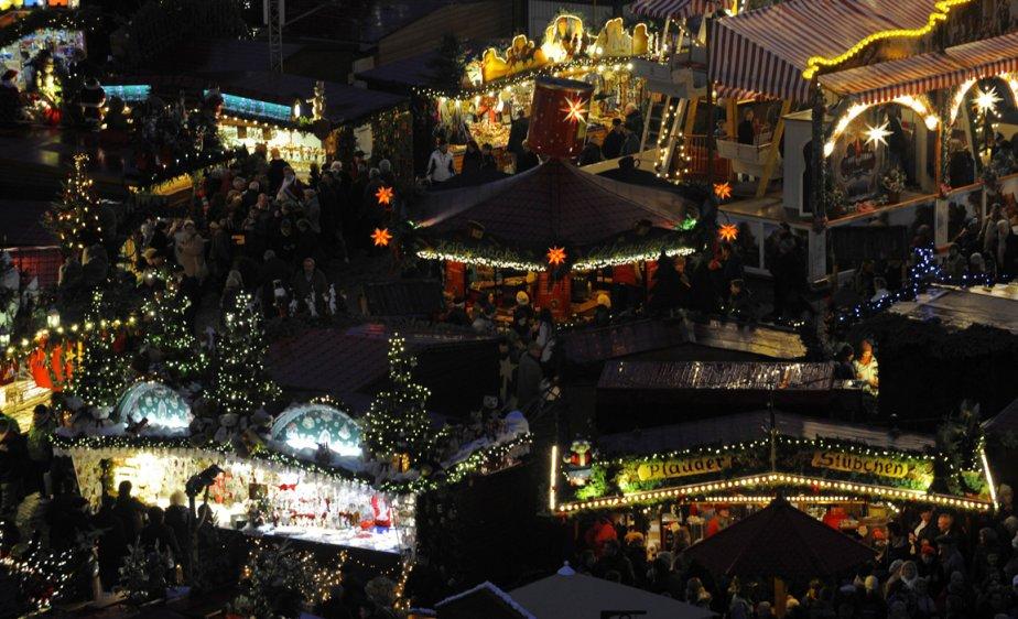 Dresde, Allemagne | 4 décembre 2012