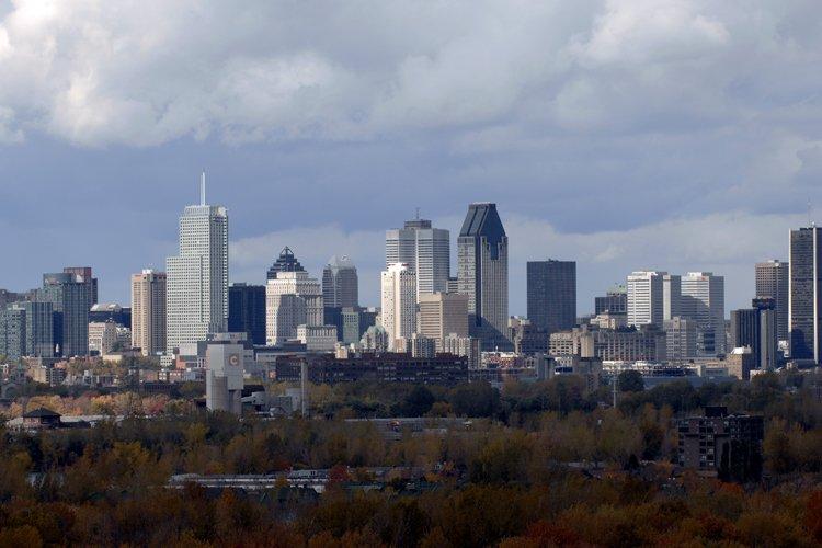 Montréal arrive cette année en 23e position, selon... (Photo: Bernard Brault, La Presse)
