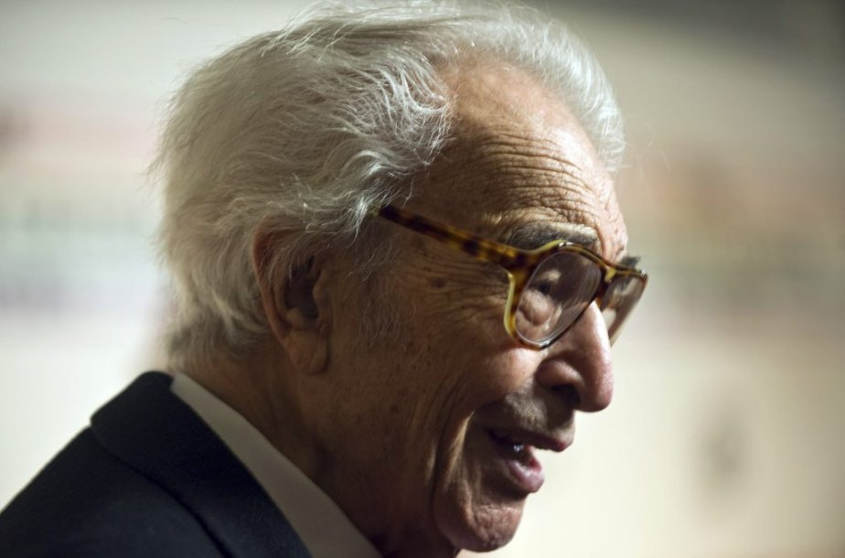 Dave Brubeck en décembre 2009. (Photo: AFP)